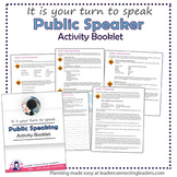 Cadette Public Speaking Badge Booklet