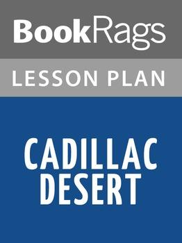 Cadillac Desert Lesson Plans