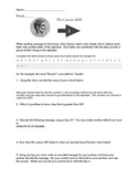 Caesar Shift Function Rules Application Worksheet