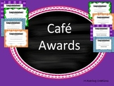 Cafe Awards