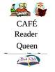 Cafe Booklet