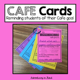 Cafe Cards: Goal reminders for students