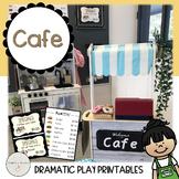 Cafe Dramatic Play