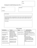 Cafe Guided Reading Plans