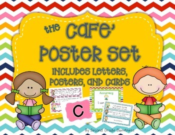 Cafe Poster Set **FREEBIE**