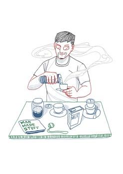 Cafe Q Conversations: Man-made Stuff
