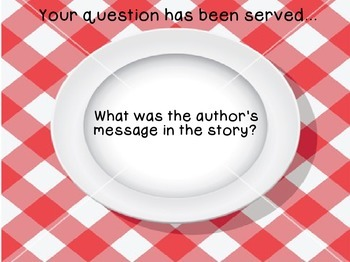 Cafe Reading Discussion Questions