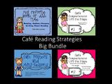 Cafe' Strategies Reading and ELA Big Bundle