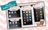 "Cafe Theme Desktop Organizer (MacBook Pro- 13.3"")"
