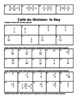 Cafe du Division