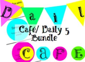 Cafe and Daily 5 Bundle