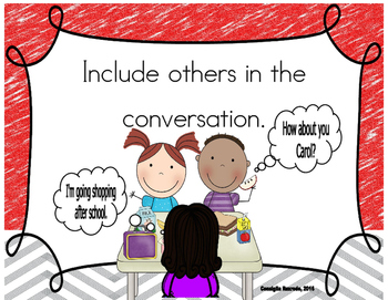 Cafeteria Expectations, Rules, Reminders (Visuals)
