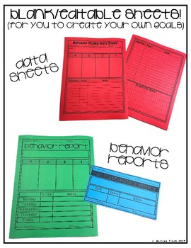 Cafeteria Manners- Behavior Basics Data