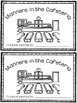 Cafeteria Manners Book & Sorting Activity