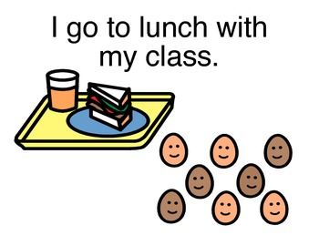 Cafeteria Rules Adapted Book