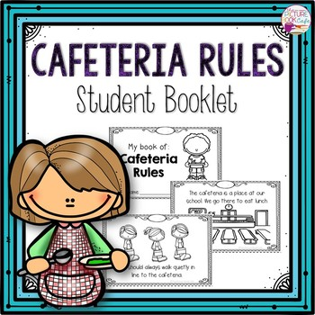 Cafeteria Rules Booklet