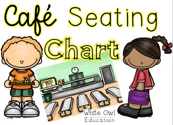 Cafeteria Seating Chart