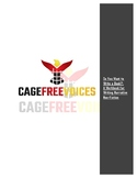 Cage Free Voices - Narrative Non-Fiction Book Writing Template