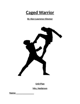 Caged Warrior by Alan Lawrence Sitomer Study Guide and Exam