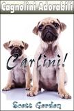 Cagnolini Adorabili: I Carlini (Italian Edition)