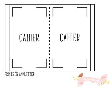 Cahier Password Log Traveler Notebook Refill