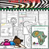 Cahier d'Activités de l'AFRIQUE