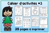 Cahier d'activités #3
