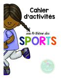 Cahier d'activités sur les sports