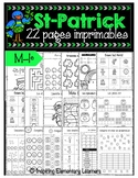 Cahier d'enrichissement - Saint-Patrick - Numeracy and Literacy Workbook
