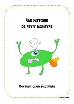 Cahier d'activités Maternelle Halloween
