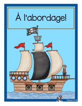 Cahier d'activités sur le thème des pirates
