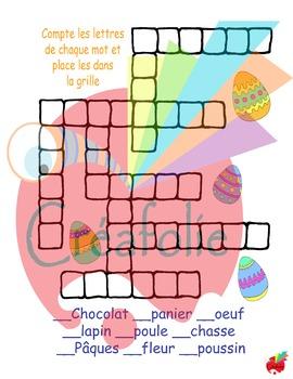 Cahier de Pâques