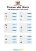 Cahier de maths - Longueurs, périmètres, aires - Classe de CE2