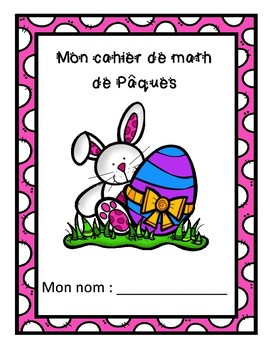 Cahier de mathématique de Pâques