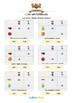 Cahier de maths - Tableaux et graphiques -CE1