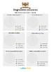 Cahier de maths - Tableaux et graphiques - Complet -CP-6e