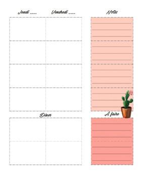 Cahier de planification 2017-2018
