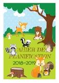 Cahier de planification 2018-2019 (Amis de la forêt) [Plan