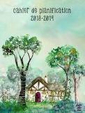 Cahier de planification 2018-2019 - Petite maison