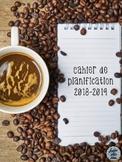 Cahier de planification 2018-2019 - Café