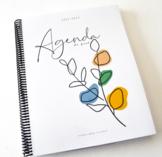 Cahier de planification 2021-2022