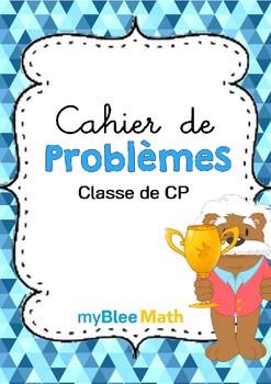Cahier de problèmes -Classe de CP