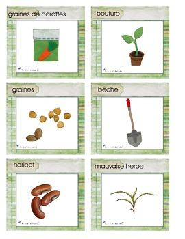 Cahier du jardin (Workbook garden)