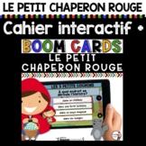 Cahier interactif + Quiz iBook + histoire audio (Petit Chaperon Rouge)