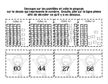 Cahier interactif sur la décomposition des nombres de 1 à 500 (à imprimer)