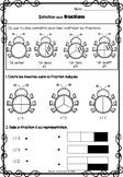 Cahier sur les fractions