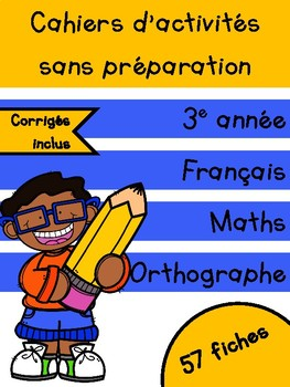 Cahiers de novembre - 3e année