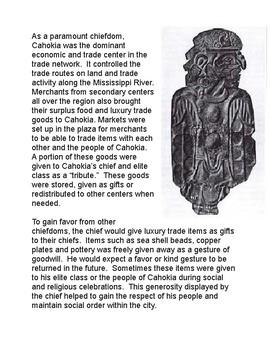 Cahokia Trade