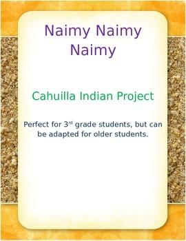 Cahuilla Indian Report