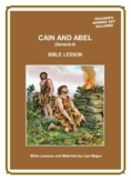Cain and Abel Bible Lesson - (Genesis 4) (NKJV) with Teacher's Answer Key